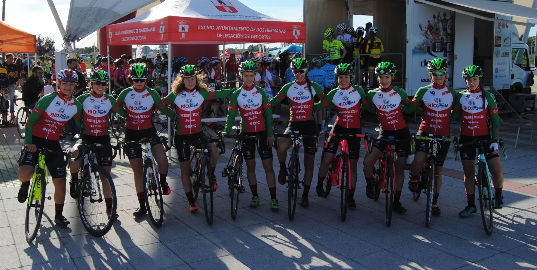 El equipo Río Miera regresa a la competición este sábado en una prueba de la Copa de España en Balmaseda