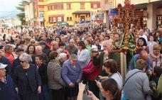 La Santuca peregrina a Santo Toribio