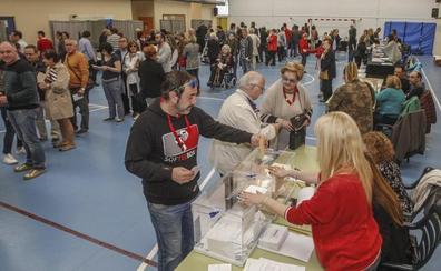 El PSOE ganó en toda Torrelavega y el PRC superó al PP en la mitad de las mesas