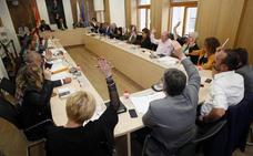 Un Pleno de trámite que duró más de tres horas pone fin a la legislatura en Torrelavega