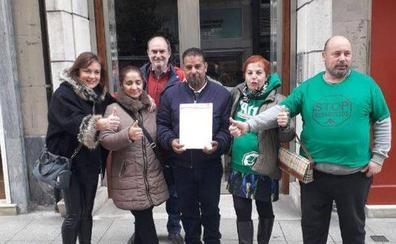 Suspendidos dos desahucios en Santander y en Boo de Guarnizo
