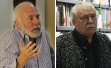 Ramón Lobo y Joaquín Leguina, protagonistas hoy en la Feria del Libro