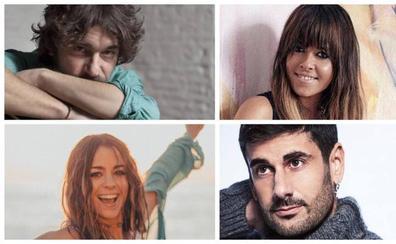 Quique González, Vanesa Martín, Melendi y Tarque, en el Música en Grande 2019