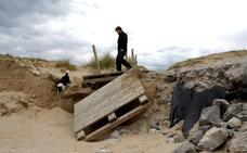 Cs Miengo denuncia la falta de limpieza en las zonas costeras