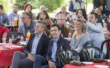 Zuloaga: «Cantabria quiere derechos y no quiere derechas»