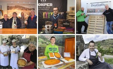 Cinco empresas artesanas y un chef comprometido, premios 2019