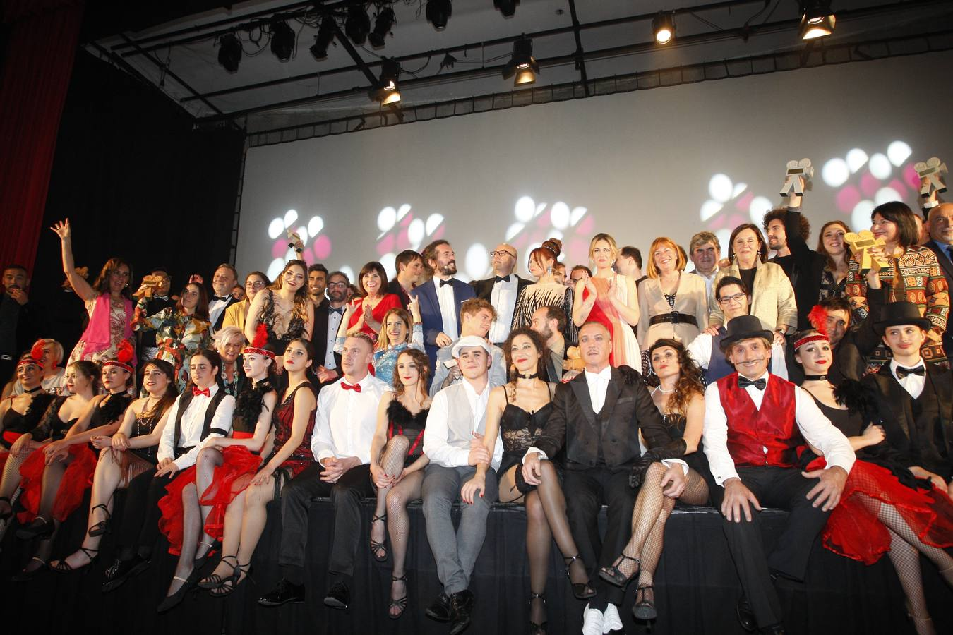 Clausura del Festival Internacional de Cine de Piélagos