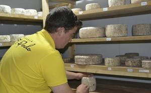 Un queso internacional hecho en Camargo