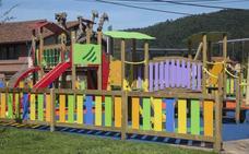 Camargo mejora los parques del valle