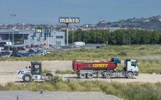 Comienzan las obras del nuevo parque comercial Bahía Real en Maliaño