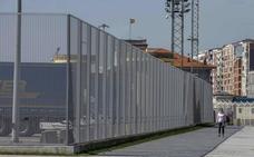 El Puerto colocará otra valla interna contra los polizones en el embarque de camiones