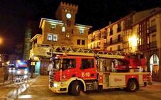 Castro vuelve a recurrir a los Bomberos de Bilbao para evacuar a una mujer con obesidad mórbida