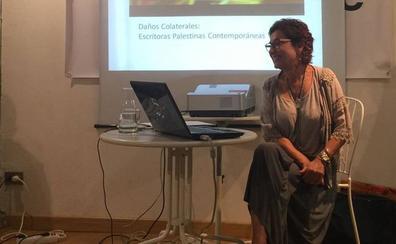 Pilar Salamanca da visibilidad al trabajo de varias autoras palestinas