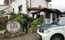 Detenidos dos hombres por robar a peregrinos mientras dormían en el albergue de Güemes