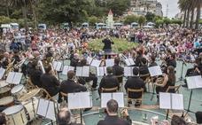 Primavera de conciertos en Santander a cargo de la Banda Municipal