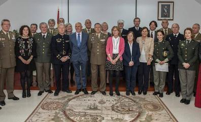Delegación de Defensa cumple 25 años