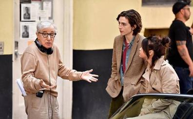 España salva a Woody Allen y estrenará su película el 4 de octubre