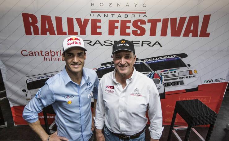 El Rally Festival Trasmiera calienta motores