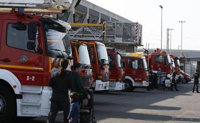 Santander abre las inscripciones para las oposiciones a bomberos y otros servicios