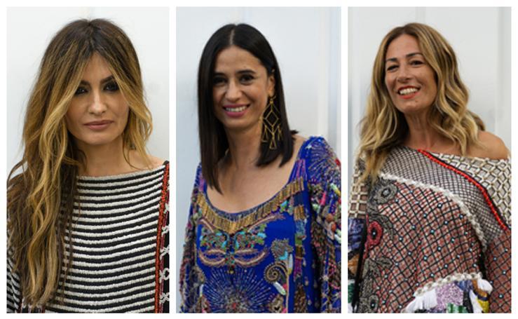 Menéndez Pelayo se llena de glamour con la moda de Odette Álvarez