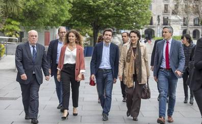 La ministra Valerio destaca la importancia de que el PSOE gobierne en Cantabria y Santander