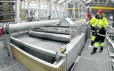 La industria supone el 23,43% de la economía de Cantabria al cerrar 2018