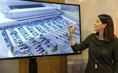 Igual propone un aparcamiento subterráneo de dos plantas junto al campo del Racing