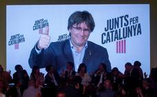 El BOE publica la lista de Junts con Puigdemont, Comín y Ponsatí tras la rectificación de la JEC