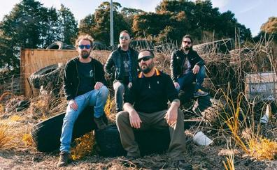 La banda de rock Saco Roto presenta su nuevo disco 'Jirones'