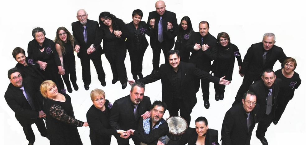 Basauri Koral Elkartea protagoniza hoy las Primaveras Musicales Pejinas