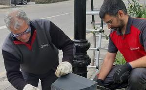 Los Corrales inicia hoy el camino de una nueva gestión del alumbrado público