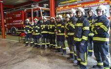 Los bomberos empiezan de cero