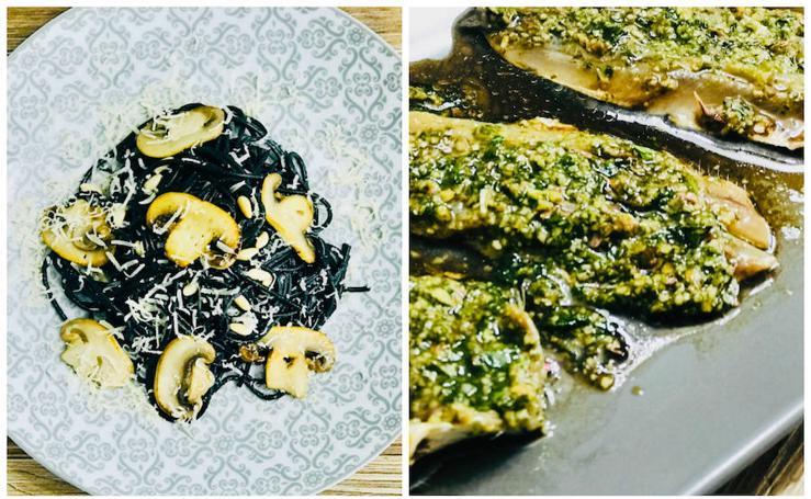El maridaje de sabor perfecto con una receta de pasta y otra de anchoas