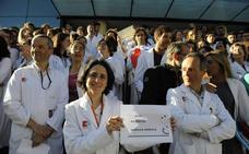 Centros de salud y hospitales afrontan hoy la primera jornada de huelga médica