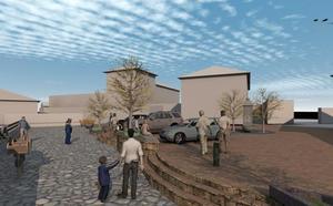 Reocín remodelará la travesía de Los Piteros, la más antigua de Villapresente