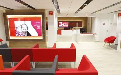 Banco Santander anuncia un ERE para suprimir 3.700 empleos y 1.150 oficinas
