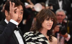 Javier Bardem y Charlotte Gainsbourg abren el Festival de Cannes
