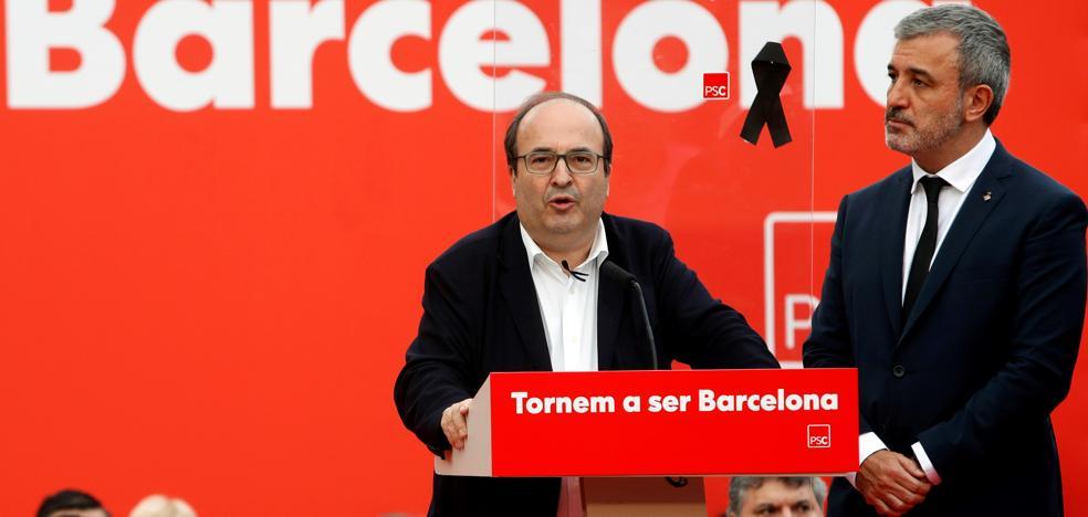 Ciudadanos no bloqueará la elección de Iceta como senador