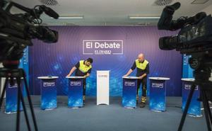 Debate a seis en El Diario Montañés
