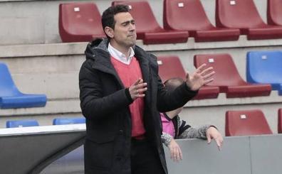 Dani Mori no seguirá la próxima temporada como entrenador de la Gimnástica tras el descenso a Tercera