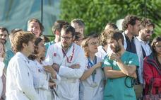 «Es muy difícil parar ya la huelga total del lunes», advierte el Sindicato Médico