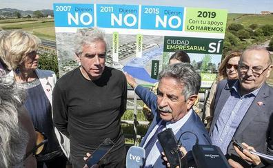 El PRC hará una ciudad empresarial frente al Pctcan si gobierna Santander y Cantabria