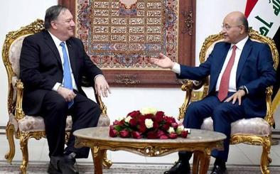 La creciente tensión entre Estados Unidos e Irán se contagia a Irak