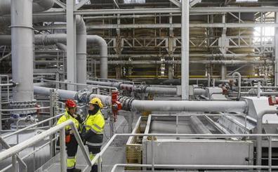 Solvay convoca la semana próxima a la plantilla por la transición energética