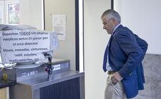 El juicio a Pernía se aplaza una vez más y la nueva fecha no se conocerá hasta el 7 de junio