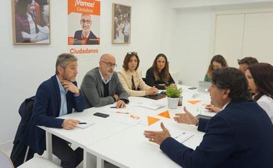 Ciudadanos plantea que Sanidad vuelva a hacerse cargo de la Dependencia en Cantabria