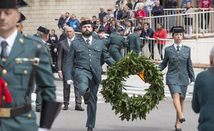 La Guardia Civil de Cantabria celebra su 175 aniversario