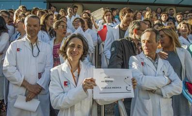 Sanidad presenta hoy a los médicos un documento para evitar la huelga indefinida