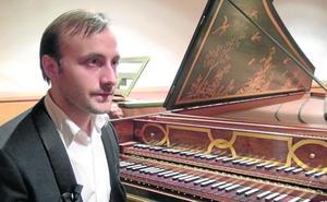 Santander acoge la única actuación en España del clavecinista Bertrand Cuiller