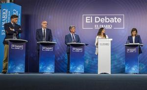 Lo que los candidatos dijeron sin palabras